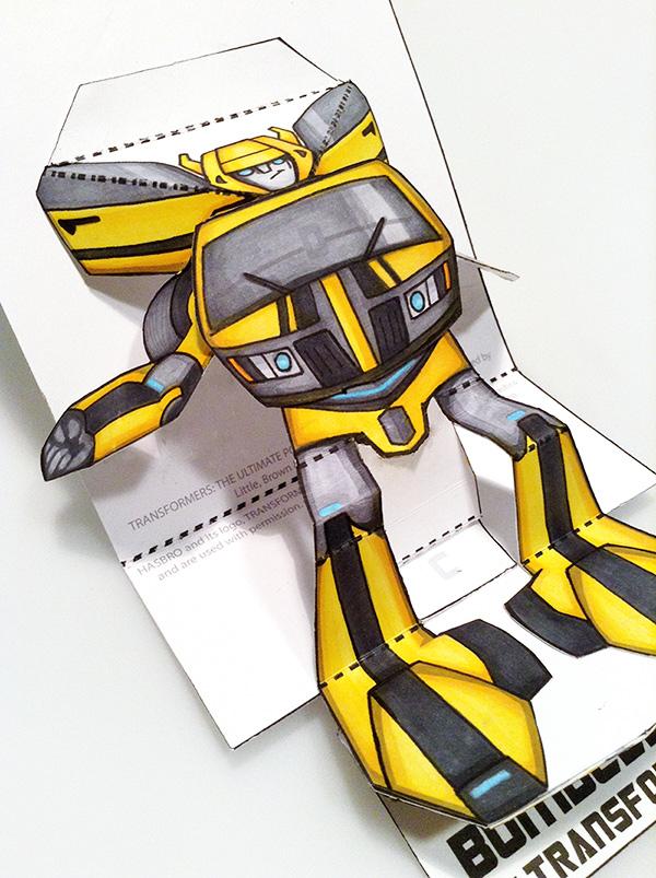 bumblebee2 best pop up books