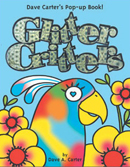 glitter gritters pop-up book children