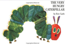 hungry catarpillar pop-up book children