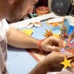 Keith allen paper engineer and pop-up book creator interview