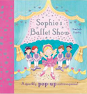 sophie ballet show pop up book