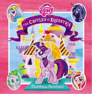 my little pony pop up book
