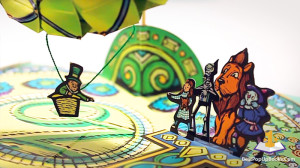 wizard of oz pop-up book