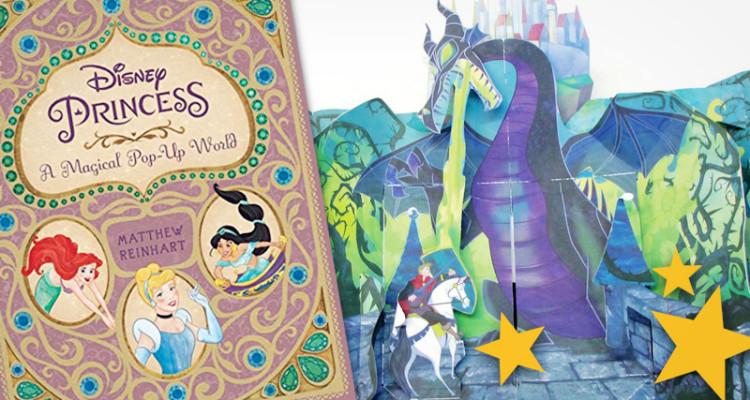 Disney Princess Magical Pop-Up book