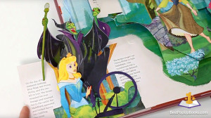 disney princess pop-up book