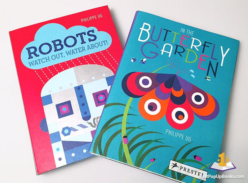 Philippe_Ug_Pop-Up_Book_Robots_Butterfly_garden1