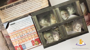walking dead pop-up book