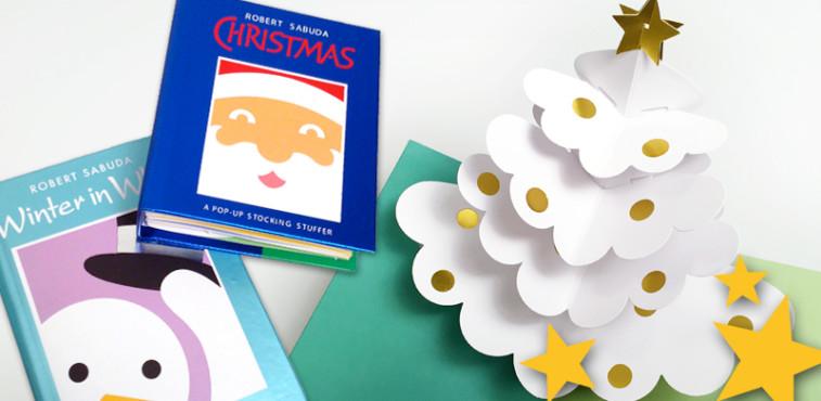 christmas pop-up robert sabuda