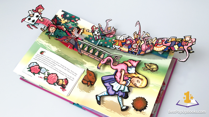how to make pop up pictures in a book