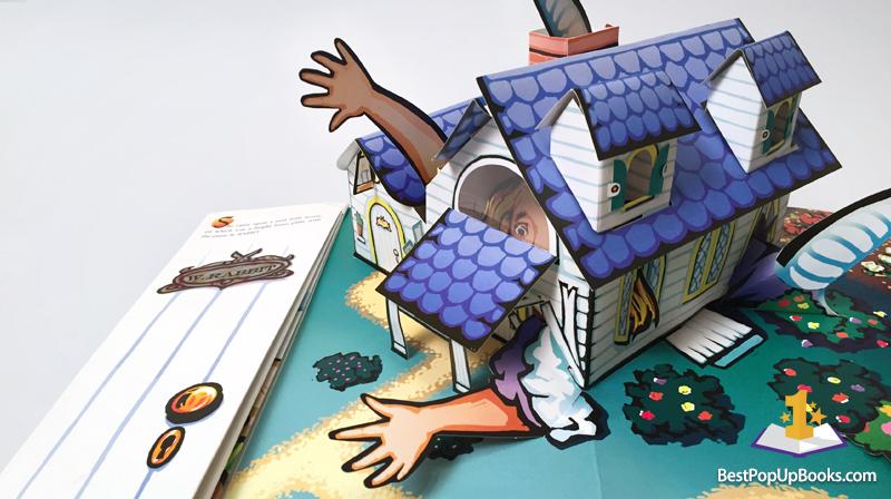 Alice In Wonderland Pop Up Book By Robert Sabuda Best