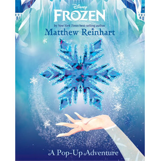 Disney Frozen Pop-up book