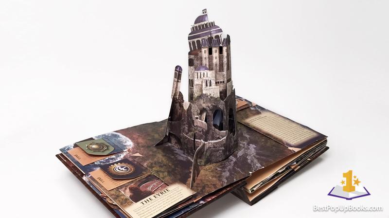Game Of Thrones Pop Up Book By Matthew Reinhart Best Pop