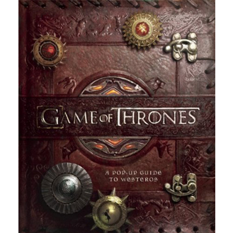 game thrones Pop-up Book