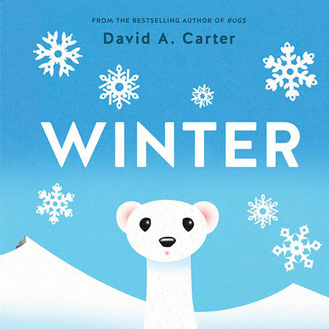 Winter Pop-up Book David Carter