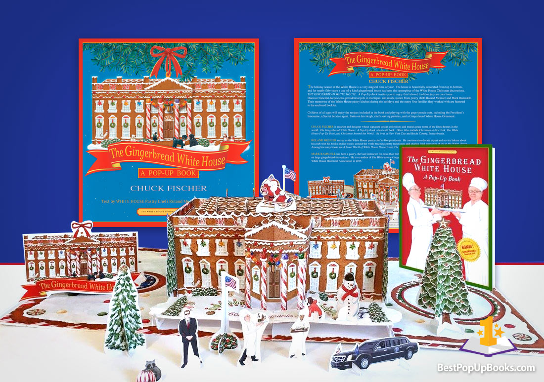 Christmas Pop Up Books