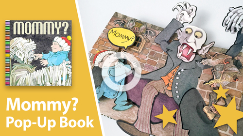 Mommy? a pop-up book
