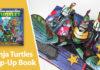 Teenage Mutant Ninja Turtles pop-up book