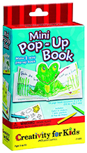 Creativity for Kids Create Your Own Mini Pop-Up Book