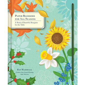 Ray Marshall Paper Blossoms pop-up book
