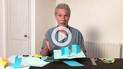 How to make a pop-up book - Detailed step-by-step guide