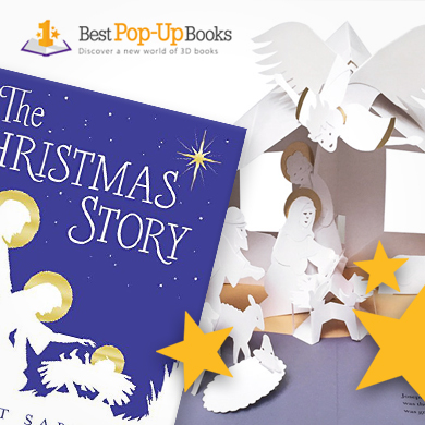 Christmas Story pop-up book