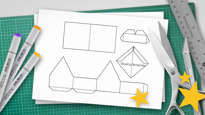 how to make a pop-up templates