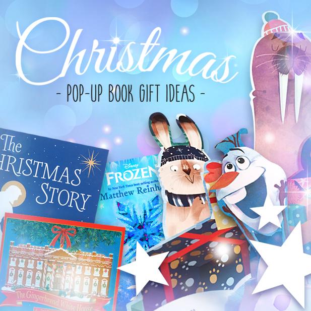 Christmas Pop-Up Book Gift Ideas