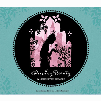 silhouette theatre sleeping beauty