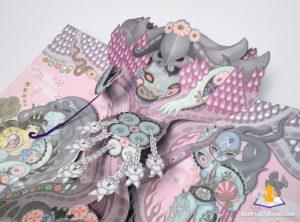 Junko Mizuno TRIAD pop-up book