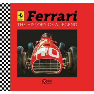 Ferrari pop-up book David Hawcock