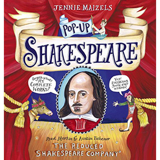 Shakespeare pop-up book