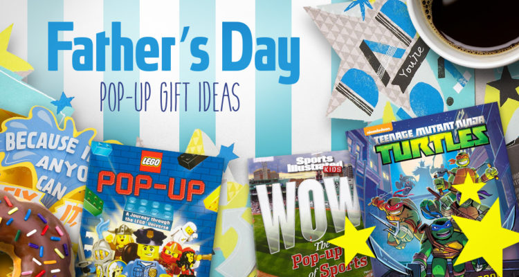 Fathers day gift guide special banner