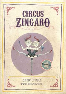 circus zingaro pop-up book