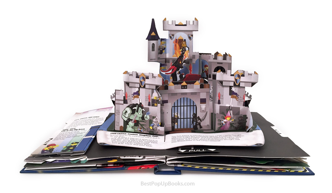 LEGO Pop-Up Book