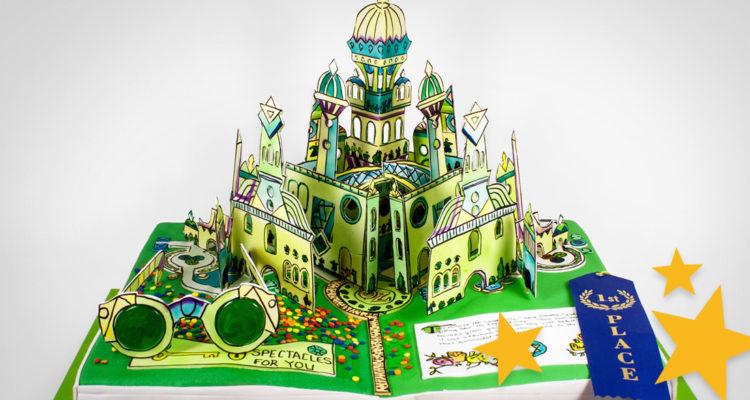 News-thumb-Robert-sabuda-Wizard-of-oz-pop-up-cake-05