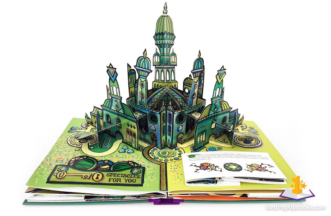 Robert-Sabuda-Wizard-of-oz-pop-up-book-2