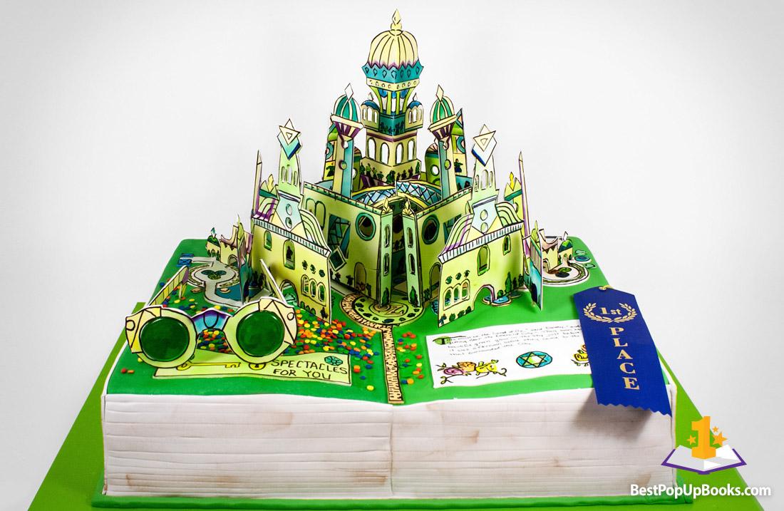 Robert-sabuda-Wizard-of-oz-pop-up-cake-02