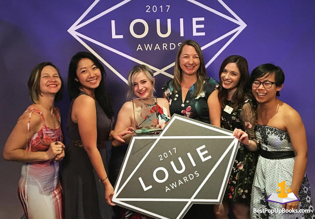 Up-with-paper-louie-Award