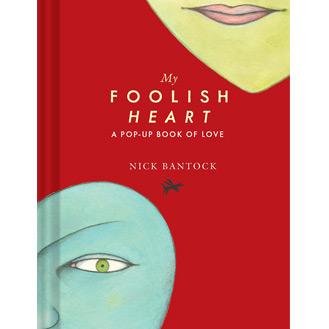 My Foolish Heart pop-up book