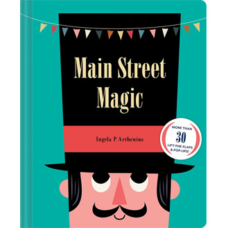 Main Street Magic pop-up book