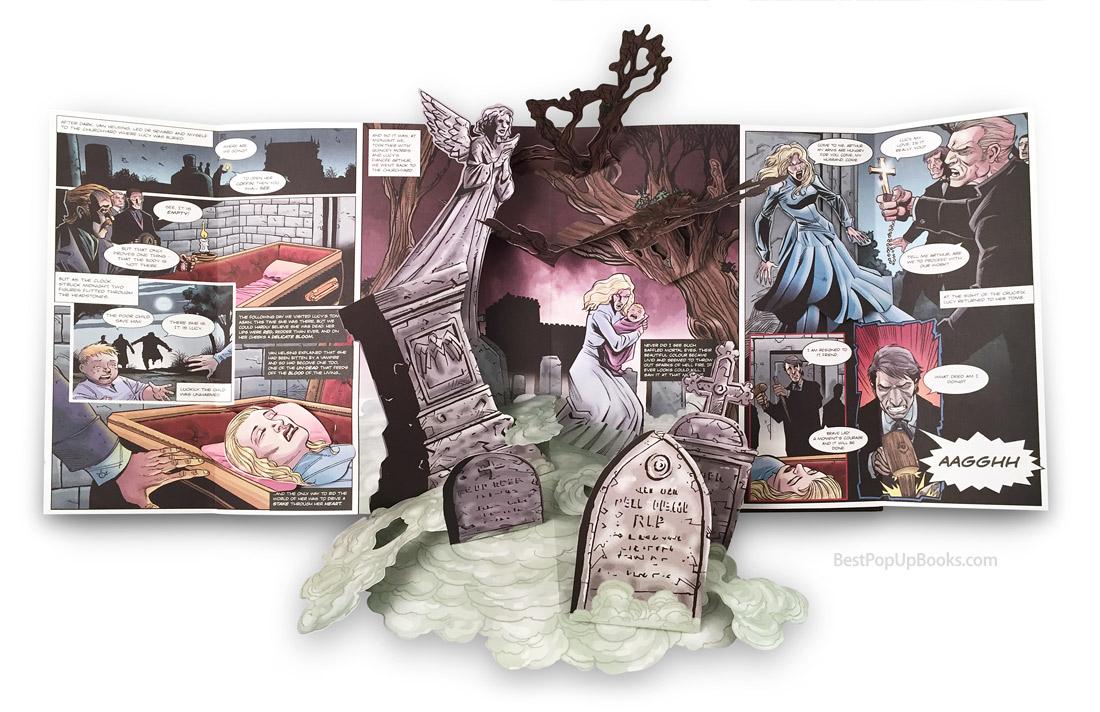 Dracula: A Classic Pop-Up Tale
