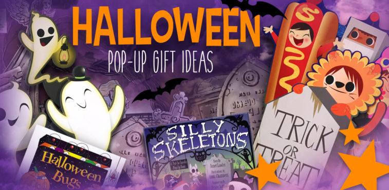 Halloween pop-up books gift-ideas
