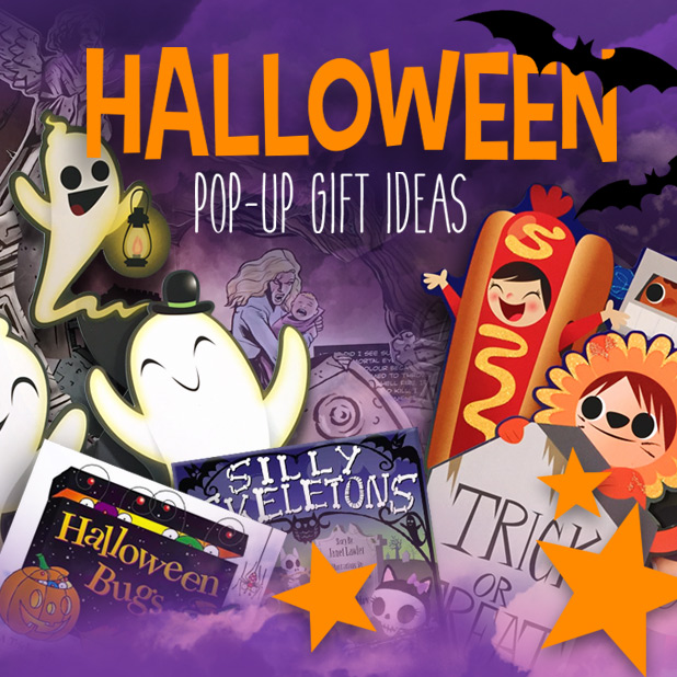 Halloween Pop-Up Book Gift Ideas
