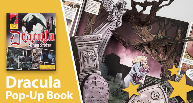 Dracula: A Classic Pop-Up Tale