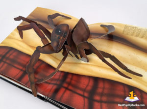 Pop-up book of Phobias by Matthew Reinhart