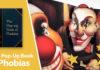 Pop-up book of Phobias by Matthew Reinhart