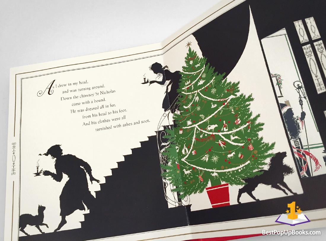 Pop-Up book Christmas Gallery - Best Pop-up Books