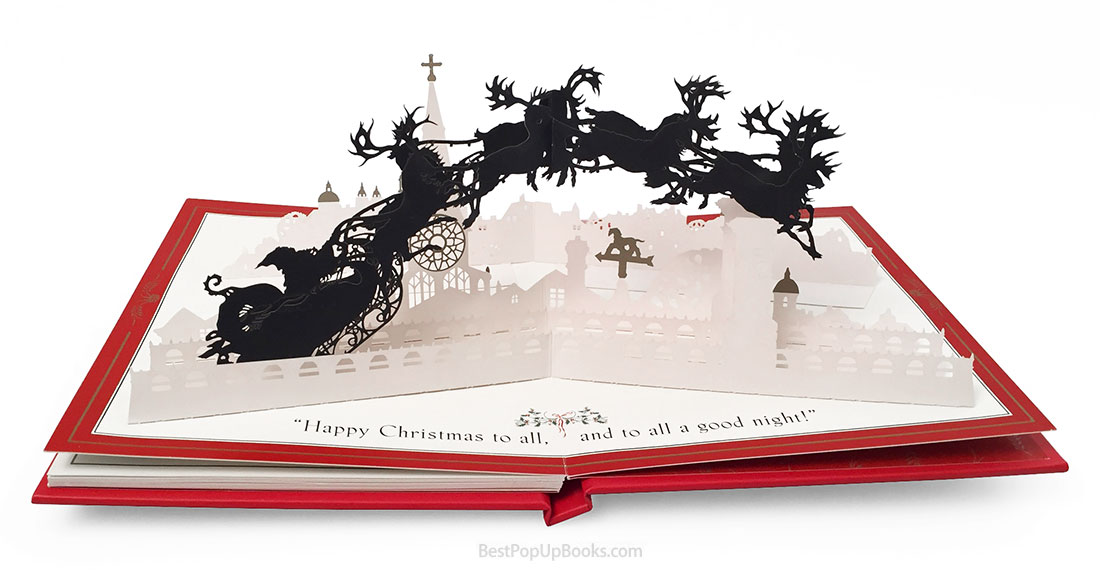The-night-before-Christmas-pop-up-book-laser-cut