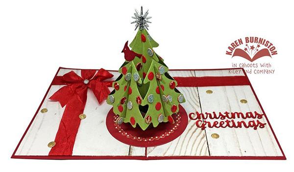 Christmas Pop-Up Templates - Do It Yourself Pop-Up Tutorials