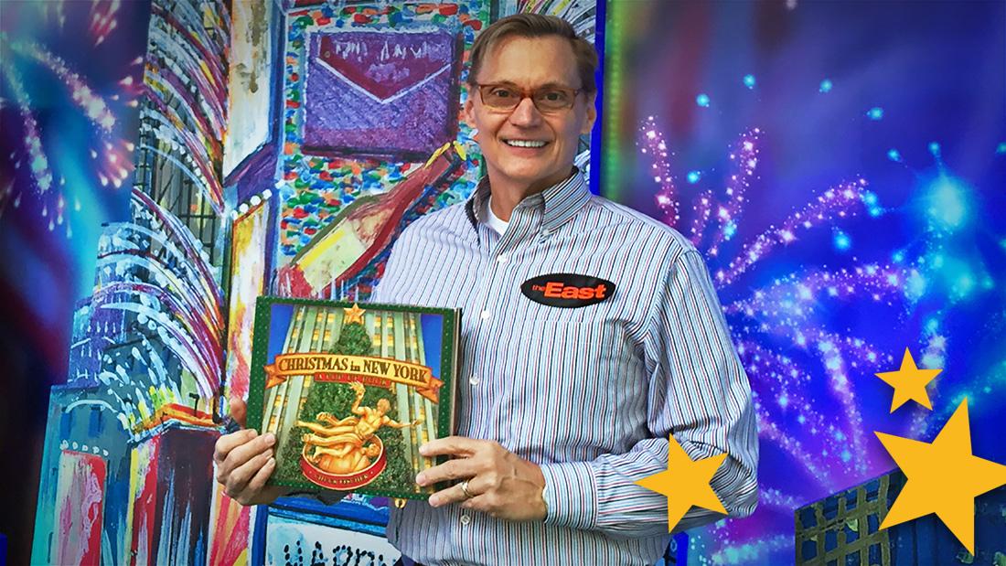 Interview Chuck Fischer Pop-Up Book creator - Best Pop-up Books